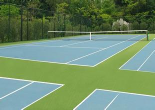 优德88官方网APP网球场