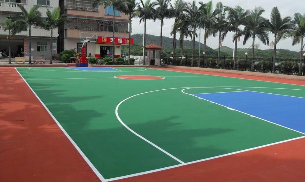优德88官方网APP篮球场