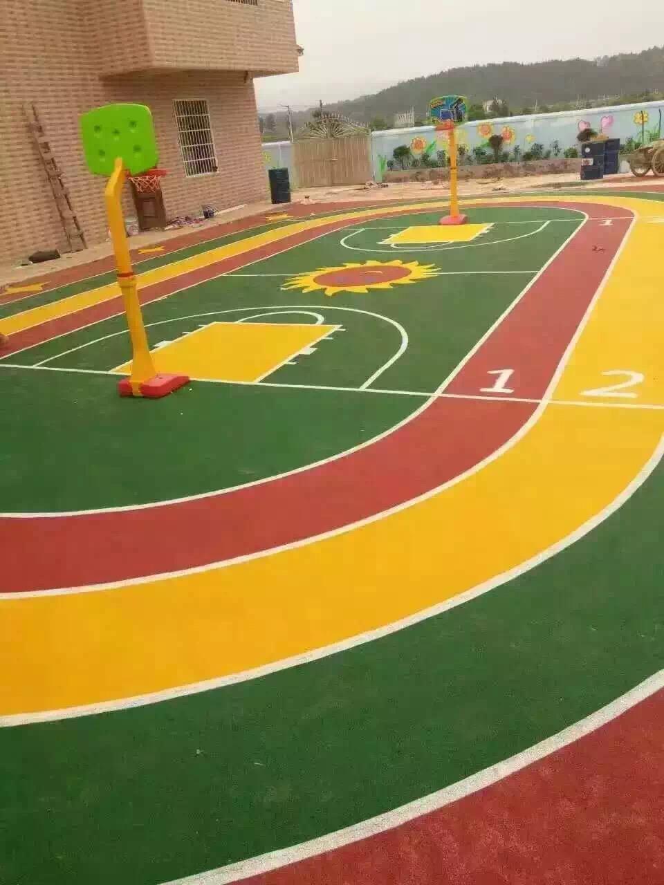 幼儿园优德88官方网APP地面